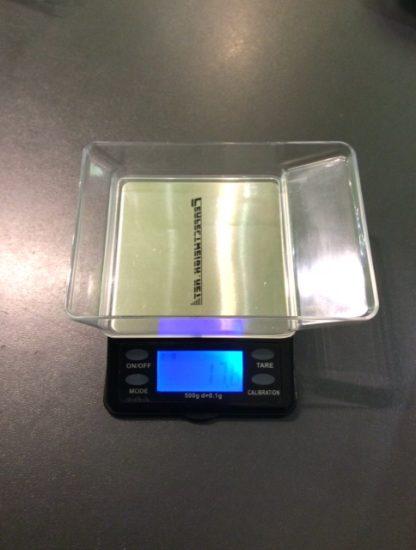 MX500 balance