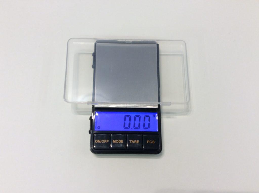 balance de précision MD200