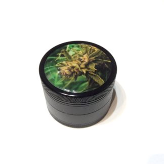 grinder black leaf bud