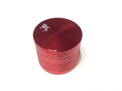 grinder petit black leaf rouge