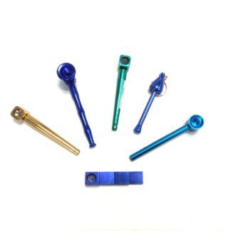 Pipes en métal