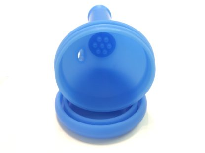 bong silicone avec base amovible