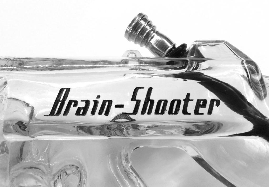 brain shooter !