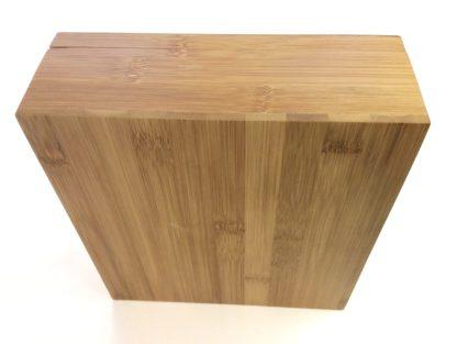 dessous de la boite bambou