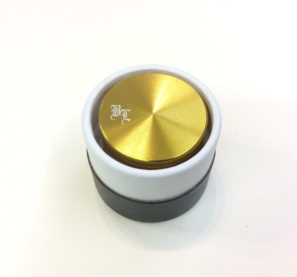 gold grinder you never know