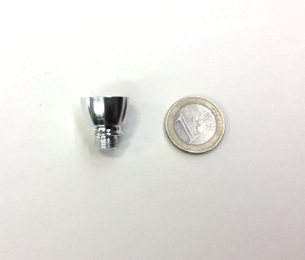 mini cuve metal