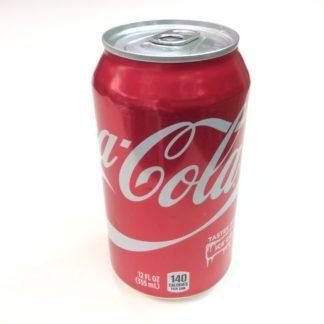 canette cachette coca