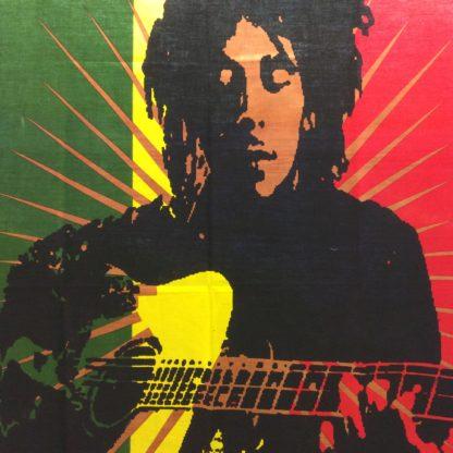 tenture guitare bob