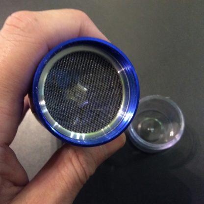 grinder recuperateur electrique