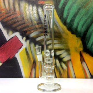 bang en verre playbong double perco