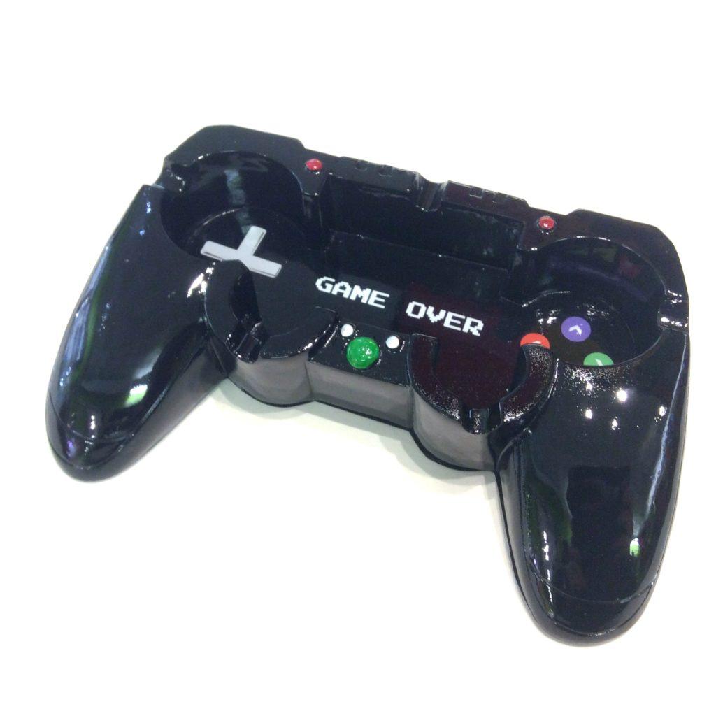 Cendrier gamers