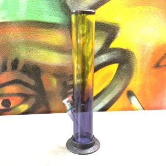 bong droit acrylique