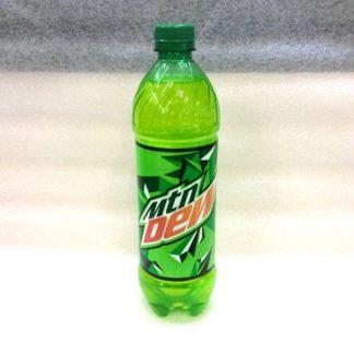 bouteille cachette mountain dew