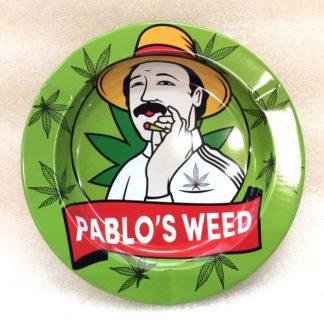 cendrier metal pablos weed