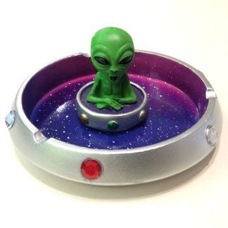 cendrier alien zone 51