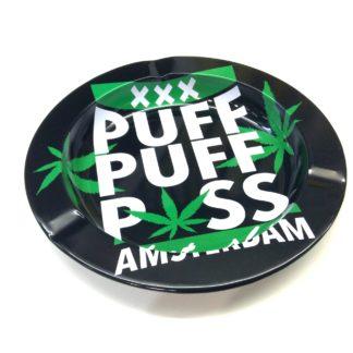 cendrier metal puff puff pass