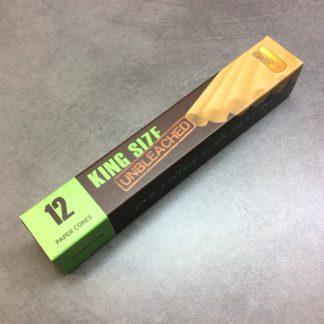 boite de cones non blanchis king size