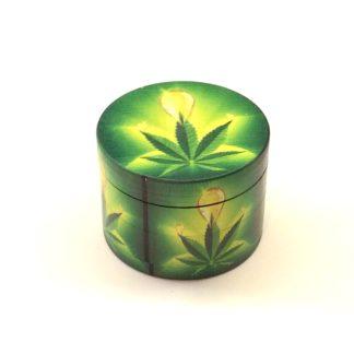 grinder deco feuilles