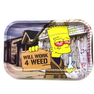plateau bart will work 4 weed