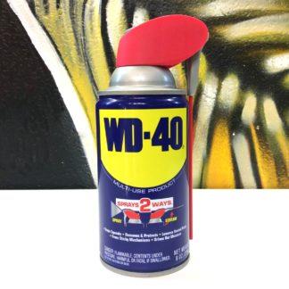 WD40 cachette
