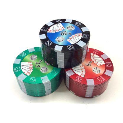 grinder jetons de poker